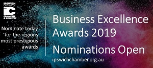 2019 Business Excellence Awards – Nominate Today